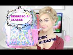 REGRESO A CLASES | SORTEO INTERNACIONAL | The Amelias - YouTube