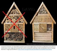 - Insektennisthilfe Insektenhotel Nisthilfe Negativbeispiel aus dem Discounter kä… Insect knowledge aid Insect hotel Nisthilfe Negative example from the discounted nisthilfe Aldi Lidl - Bug Hotel, Mason Bees, Bee House, Diy Bird Feeder, Bee Friendly, Beneficial Insects, Save The Bees, Garden Projects, Bird Houses