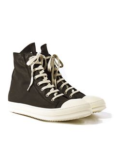 Rick Owens Mens DRKSHDW High-Top Sneakers | LN-CC
