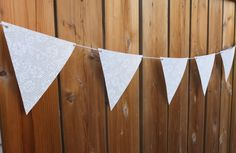 Custom bunting and garlands made to suit your celebration. Garlands, Bunting, Celebration, Wedding Decorations, Tapestry, Suit, Design, Home Decor, Wreaths