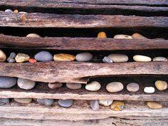 Pebble Shelves