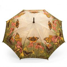 Find out our Stickumbrella printed with #butterflies and flowers.  https://www.rosemarie-schulz.eu/en/umbrellas/97-stick-umbrella-multi-colored-butterflies.html