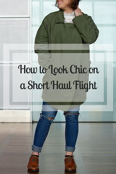 How to look chic on a short haul flight   style advice by Laura Bronner of Collecting Labels
