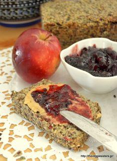 Ψωμί χωρίς αλεύρι Brunch, Cooking Recipes, Healthy Recipes, Healthy Foods, Bread Cake, Health Diet, French Toast, Healthy Living, Food And Drink