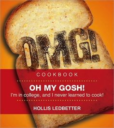 Oh My Gosh I'm In College And I Never Learned To Cook #cookbook