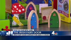 We were amazed to be featured on NBC New York recently! Check it out! Nbc News, Fairy, New York, Toys, Videos, Check, Activity Toys, New York City, Clearance Toys