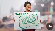 Bible Facts 101