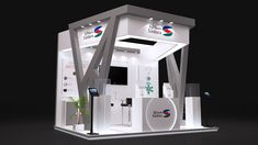 Proposed Exhibition Stand