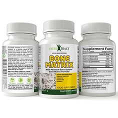 Amazon.com: Osteoporosis Supplement Best for Bone Health - Natural Mumio Rich in Calcium Magnesium and Fulvic Acid - Vitamin D3 Enriched - Bone Matrix Creation Formula - Stop the Bone Pain Now!: Health & Personal Care