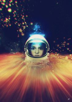 Space Inertia by ValaVala.deviantart.com