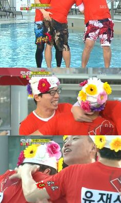 Yoo Jae Suk surprises viewers with his 'bad mannered hands' on 'Running Man'?