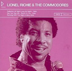 Lionel & The Commodores Richie - Icons: Lionel Richie & The Commodores