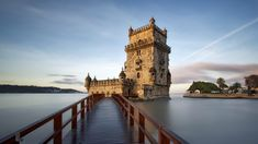 Torre de Belem - Dear friends,  Thank you very much for your Like, positive comments and constructive criticism.  Ed