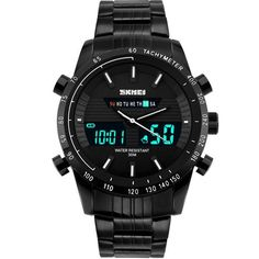 SKMEI Outdoor Sport Watch Digital LED Analog Digital Watches Military Army Role Top Brand Fashion Casual Relogio Masculino 1131