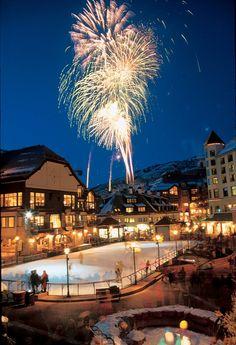 Beaver Creek, Colorado, my favorite CO skiing village