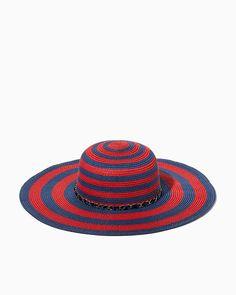 charming charlie | Americana Stripe Hat #charmingcharlie