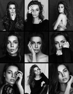 Test Natalia AS Management -Martyna Gumuła Studio Portrait Photography, Photographie Portrait Inspiration, Photo Portrait, Portrait Photography Poses, Photography Poses Women, Self Portrait Poses, Family Photography, Woman Photography, Glamour Photography