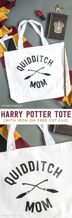 Harry Potter Mom Tote