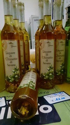 Il liquore di chinotto di Savona