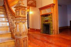 Architectural elements reflecting to its origin compliment this gorgoues Victorian era home that offers amazing woodwork throughout that has been perfectly preserved. Offering a main home that offers three levels of living space all connected by a beautiful stairwell that is a dream come true to the historic home enthusiast and defined by amazing details. Hardwood Floors, beautiful mantels and high ceilings further compliment the space. Attached are two more apartments that are currently…