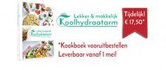Lekker & Makkelijk Koolhydraatarm kookboek