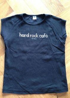 Kaufe meinen Artikel bei #Kleiderkreisel http://www.kleiderkreisel.de/damenmode/t-shirts/72000572-hard-rock-cafe-shirt-london