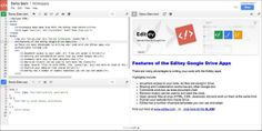 How to Use Google Drive to Teach Coding in the Classroom