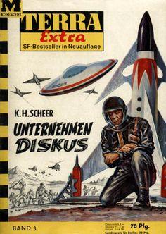 Neu aufgelegte Bestseller: Im September 1962 brachte der Moewig-Verlag eine...