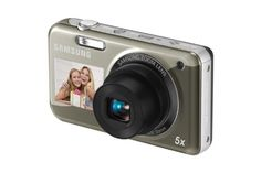 Samsung PL120 Digital Camera – Silver (14MP, 5x Optical Zoom) 1.5 inch Front, 2.7 inch Rear LCD - The Best Buy Amazon Review