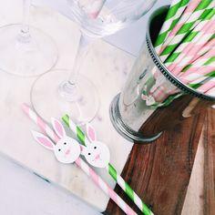 Bunny Straws. | DomestiKatedLife