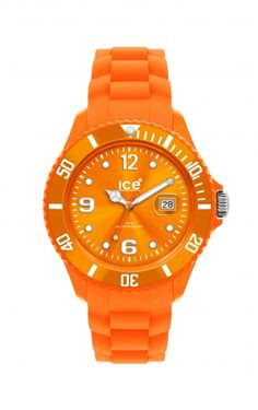 Ice-Watch, Fluo Orange Unisex. SS.FO.U.S.11.NL