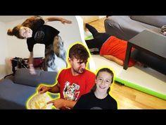 Fanoušek mě vyzval na MasterJump Challenge! w/Vítek - YouTube Parkour, Youtube, Challenges, Youtubers, Youtube Movies