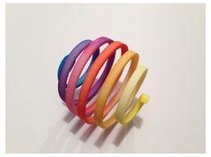3D Printed Painted Spring Test by scientist2010