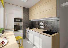 Small White Kitchens, Kitchen Room Design, Kitchen Ideas, Dog Houses, Hygge, Home Kitchens, Kitchen Cabinets, My House, Home Decor