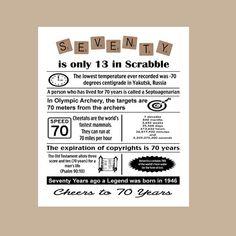 Birthday Digital Print Birthday by DaizyBlueDesigns More Más 70th Birthday Decorations, 90th Birthday Cards, 90th Birthday Parties, Dad Birthday, Birthday Celebration, Surprise Birthday, 70th Birthday Party Ideas For Mom, Birthday Surprises, Birthday Sayings