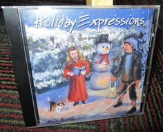 ORANGE COUNTY HIGH SCHOOL OF THE ARTS: HOLIDAY EXPRESSIONS MUSIC CD, 24 TRACKS