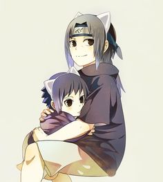 Itachi & Sasuke ❤