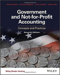 Test bank solutions for core concepts of accounting information government and not for profit accounting binder ready version concepts and practices fandeluxe