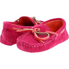 Cole Haan Kids Mini Driver (Infant) Fuchsia - Zappos.com Free Shipping BOTH Ways