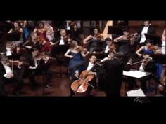 "Yo-Yo Ma: Tchaikovsky ""Andante Cantabile"" (live) - plays this to honor Seiji Ozawa at the Kennedy Center 12/29/2015"