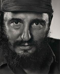 Fidel Castro - -- by Yousuf Karsh, CC (Armenian: Յուսուֆ Քարշ; December 1908 – July an Armenian-Canadian photographer, and one of the most famous and accomplished portrait photographers of all time. Famous Portrait Photographers, Famous Portraits, Fidel Castro, Castro Cuba, Ernest Hemingway, Anita Ekberg, Che Guevara, Andy Warhol, Matt Hardy