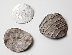 Wood and Bark - Marian Hosking