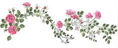 30 trendy Ideas for wall stencil rose how to use - Stenciling Flower Vine Tattoos, Scars Tattoo Cover Up, Rose Stencil, Wall Paper Phone, Rose Wall, Wall Drawing, Wall Paint Colors, Stencil Designs, Floral Wall
