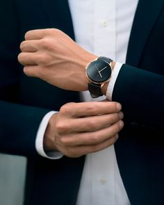 Elegantly designed minimalist watch made with quality selection of materials. Watches made for the young working class. Beautiful Friend Quotes, Business Casual Attire For Men, Men Sunglasses Fashion, Designer Suits For Men, Young Celebrities, Daddy Aesthetic, Mens Trends, Stylish Boys, Elegant Watches