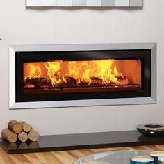 Stovax Riva Studio 3 Inset Wood Burning Stove - Wood Inset Stoves - All Stoves - Stoves Are Us