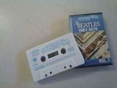 Fita K7 Beatles