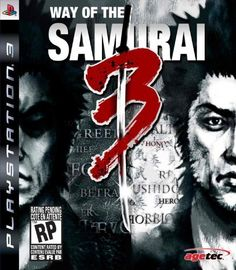 Amazon.com  Way of the Samurai 3 - Playstation 3 by Tommo  Video Games aaa236c02de20