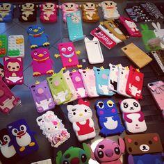 capinhas fofas    Iphone cover cute
