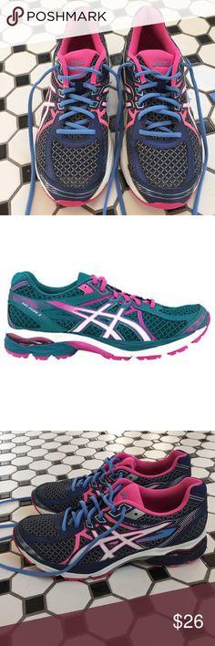 ASICS Gel Flux 3 Size 8 1/2 Women's Running Shoes