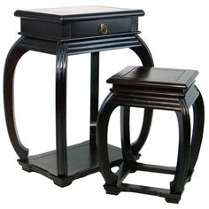 I pinned this 2 Piece Notting Hill Plant Stand Set from the Wayborn event at Joss and Main!